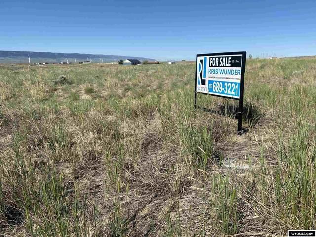 8064 Quartz Circle, Evansville, WY 82636 (MLS #20213290) :: Real Estate Leaders