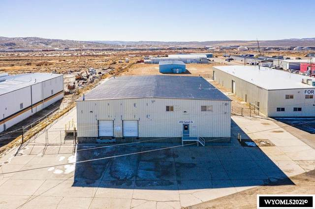 2050 Sunset, Rock Springs, WY 82901 (MLS #20213291) :: RE/MAX The Group