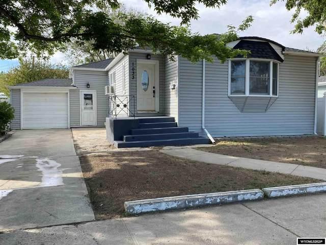 1033 9th Street, Rock Springs, WY 82901 (MLS #20213297) :: Broker One Real Estate
