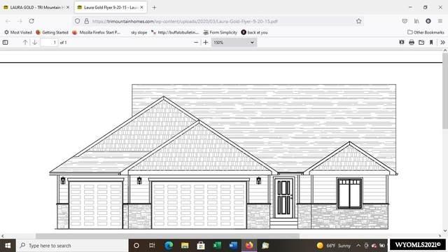 654 Melody Street, Buffalo, WY 82834 (MLS #20213303) :: RE/MAX Horizon Realty