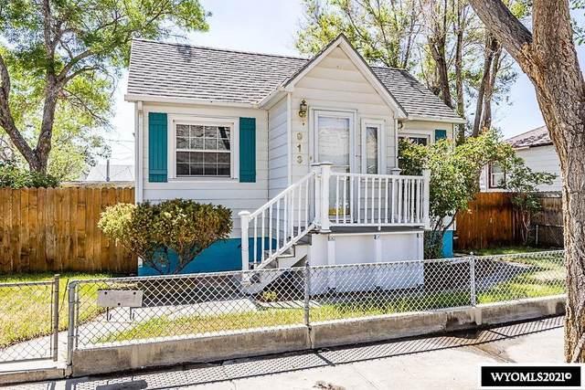 913 Muir Avenue, Rock Springs, WY 82901 (MLS #20213312) :: Broker One Real Estate