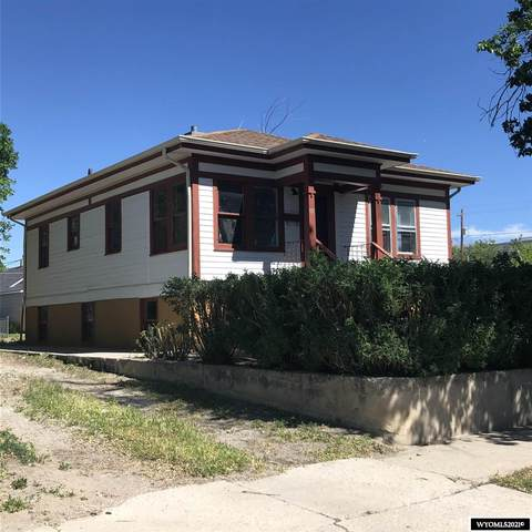 111 S Jackson Street, Casper, WY 82601 (MLS #20213313) :: Lisa Burridge & Associates Real Estate