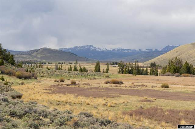 TBD Union Pass Rd, Dubois, WY 82513 (MLS #20213315) :: Real Estate Leaders