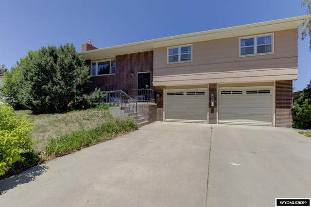 4000 Crystie Lane, Casper, WY 82609 (MLS #20213316) :: RE/MAX The Group