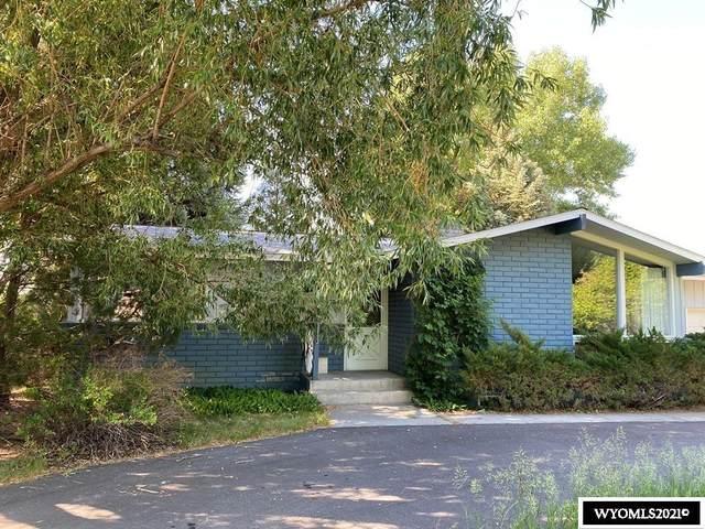 1275 Riverview Road, Riverton, WY 82501 (MLS #20213325) :: Lisa Burridge & Associates Real Estate