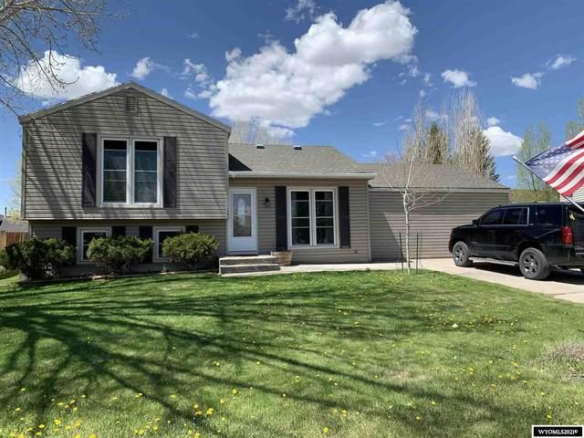 2602 Kilmary Drive, Rawlins, WY 82301 (MLS #20213330) :: Lisa Burridge & Associates Real Estate