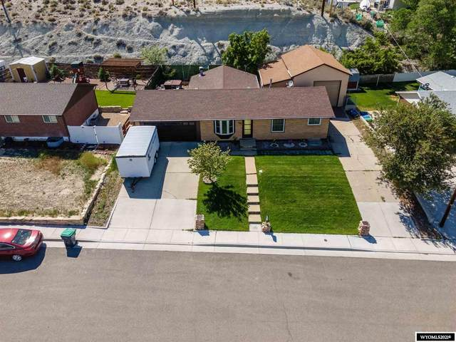 1100 Wilkes Drive, Green River, WY 82935 (MLS #20213335) :: RE/MAX The Group
