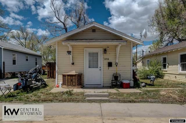 1208 Glenarm Street, Casper, WY 82601 (MLS #20213338) :: Real Estate Leaders