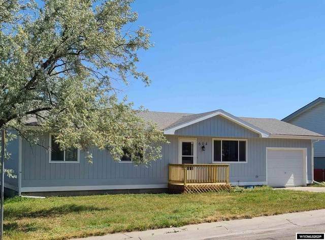 604 Osburn Street, Douglas, WY 82633 (MLS #20213339) :: Broker One Real Estate