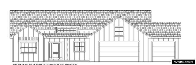 2923 Heathrow Avenue, Casper, WY 82609 (MLS #20213342) :: Lisa Burridge & Associates Real Estate