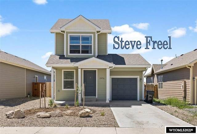 2976 Central Drive, Casper, WY 82604 (MLS #20213345) :: RE/MAX The Group