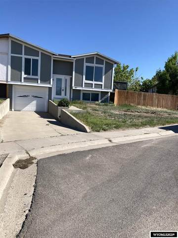 1617 Dunphail, Rawlins, WY 82301 (MLS #20213348) :: Lisa Burridge & Associates Real Estate