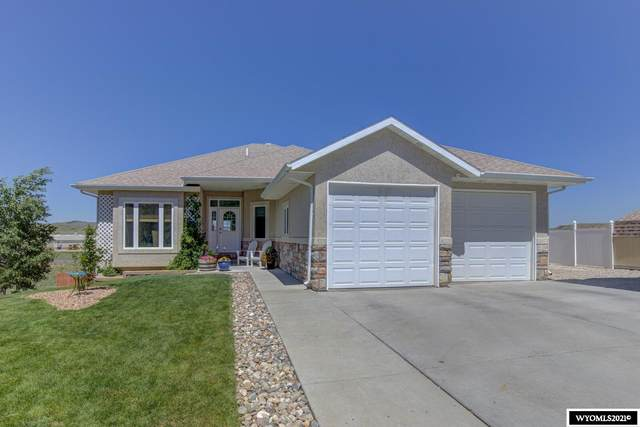 5316 Saddlestring Road, Casper, WY 82604 (MLS #20213355) :: RE/MAX The Group