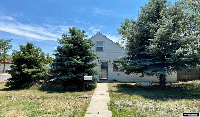 701 Amoretti Street, Thermopolis, WY 82443 (MLS #20213366) :: Real Estate Leaders