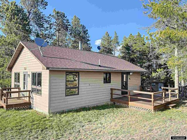 90 Piton Place, Buffalo, WY 82834 (MLS #20213379) :: Broker One Real Estate