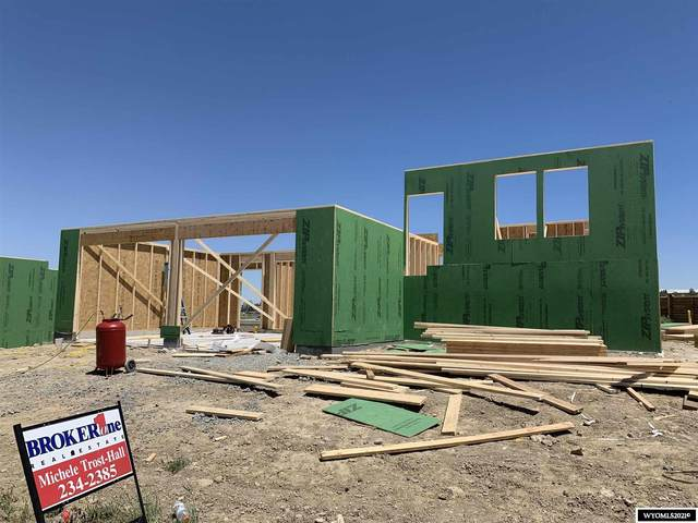 3681 Timber Wolf Court, Casper, WY 82604 (MLS #20213385) :: RE/MAX The Group