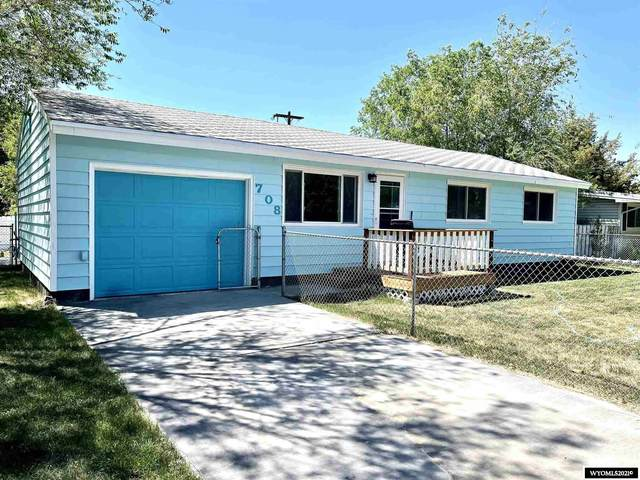 708 S 4th Street, Worland, WY 82401 (MLS #20213391) :: Broker One Real Estate