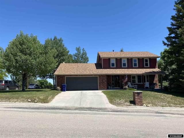 901 Klondike Drive, Buffalo, WY 82834 (MLS #20213397) :: Broker One Real Estate