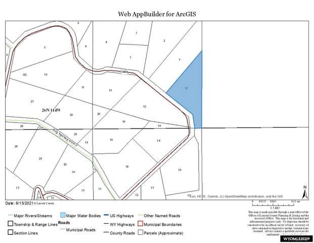 Lot 13 Bailey Loop Viola, La Barge, WY 83123 (MLS #20213398) :: Real Estate Leaders