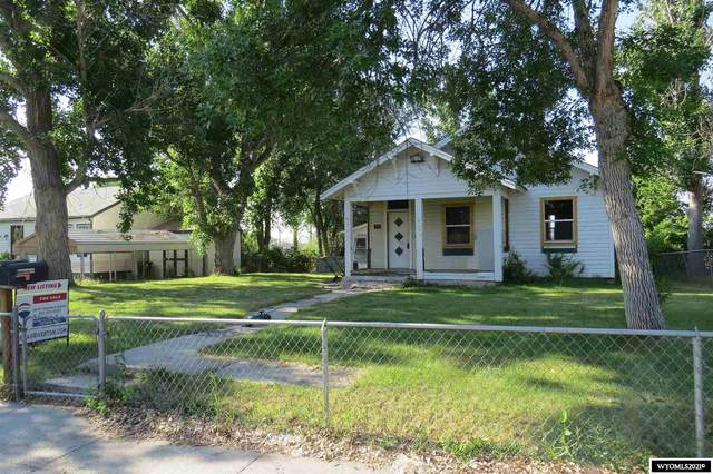 515 E Madison Avenue, Riverton, WY 82501 (MLS #20213407) :: Lisa Burridge & Associates Real Estate