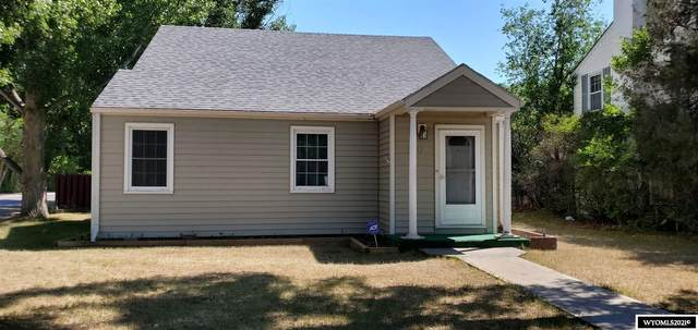 920 Grace Avenue, Worland, WY 82401 (MLS #20213415) :: RE/MAX The Group