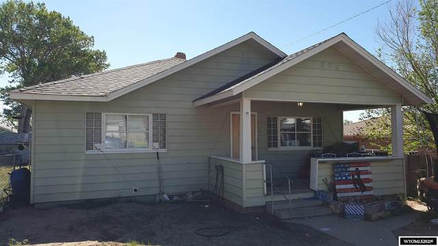 511 13th, Rawlins, WY 82301 (MLS #20213419) :: Lisa Burridge & Associates Real Estate