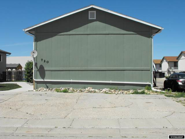 720 2nd Street, Evansville, WY 82636 (MLS #20213420) :: RE/MAX The Group