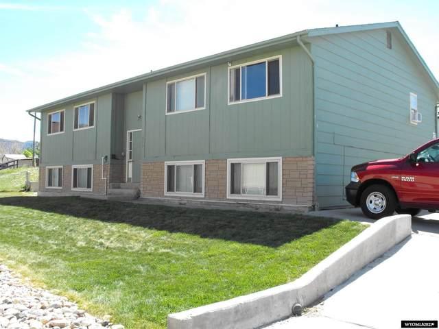 841 E 25th Street, Casper, WY 82604 (MLS #20213421) :: Real Estate Leaders