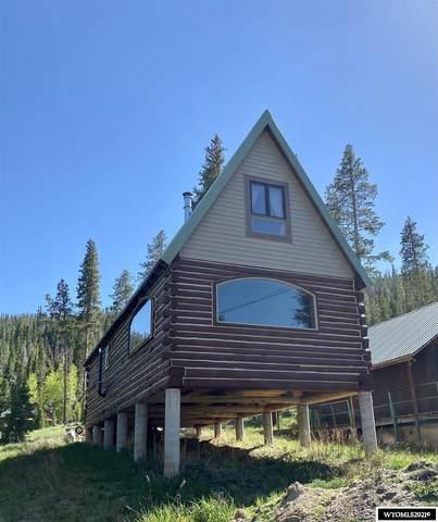 8 Elk Bugle Lane, Ryan Park, WY 82331 (MLS #20213422) :: Broker One Real Estate