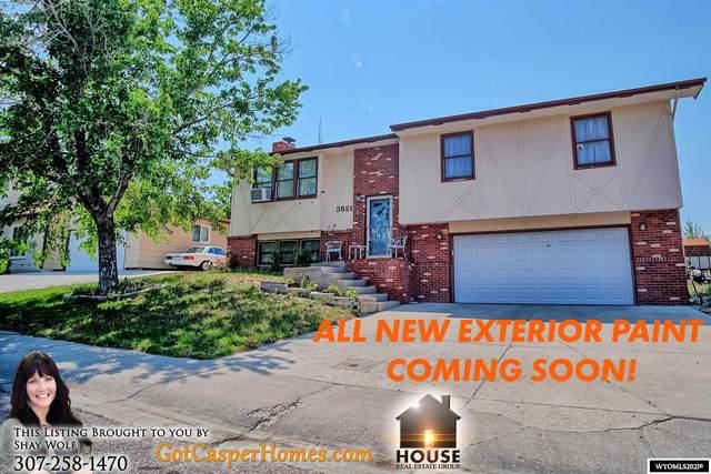 3521 Big Horn Street, Casper, WY 82604 (MLS #20213435) :: RE/MAX The Group