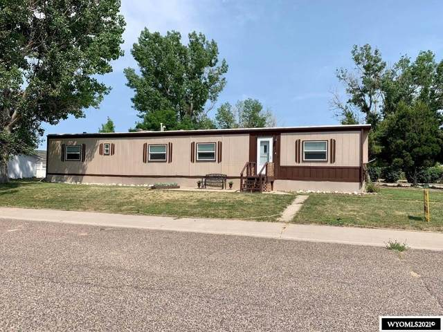 2058 W Mitchell Street, Wheatland, WY 82201 (MLS #20213440) :: RE/MAX The Group