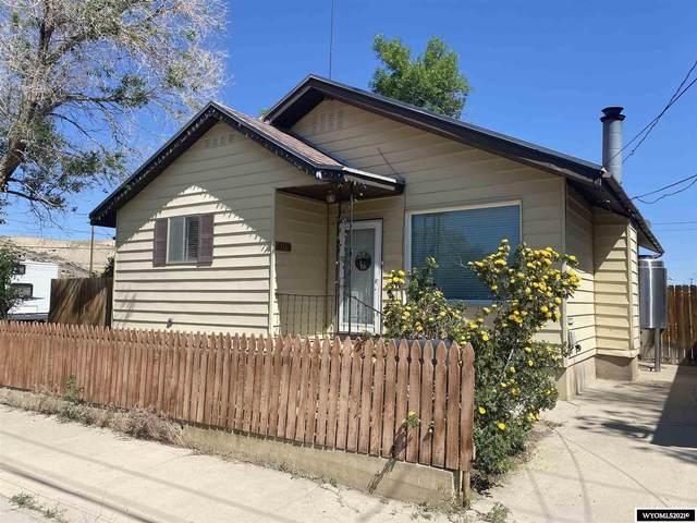 216 Sherman Street, Rock Springs, WY 82901 (MLS #20213442) :: Lisa Burridge & Associates Real Estate