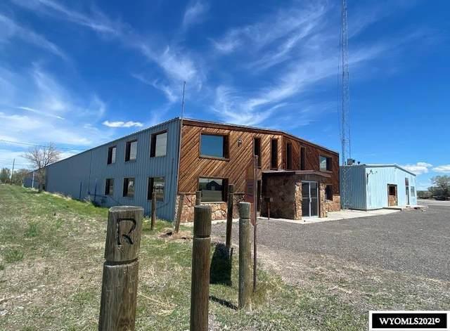 711 S Railroad Avenue, Riverton, WY 82501 (MLS #20213444) :: Real Estate Leaders