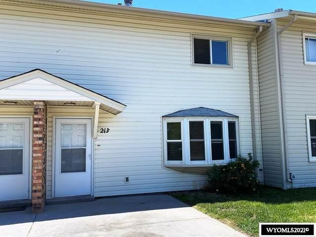 213 Parkcrest Way, Riverton, WY 82501 (MLS #20213452) :: Real Estate Leaders
