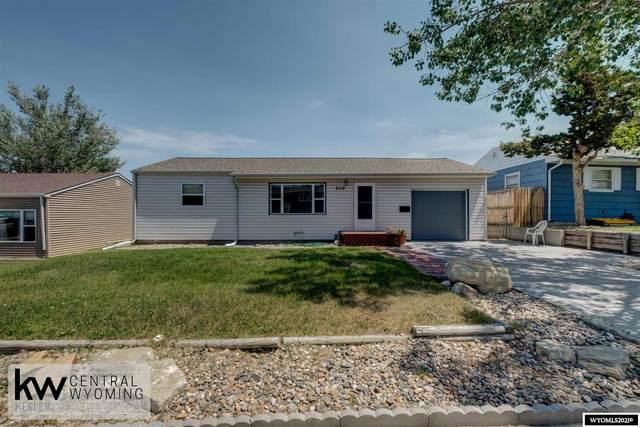2119 Richard, Casper, WY 82601 (MLS #20213453) :: Lisa Burridge & Associates Real Estate