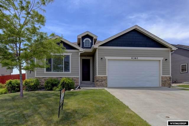 4361 Gosfield Street, Casper, WY 82609 (MLS #20213457) :: Broker One Real Estate