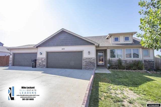6670 Blue Springs Road, Casper, WY 82604 (MLS #20213462) :: RE/MAX The Group