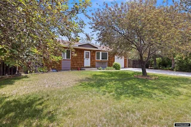 4557 Trails End, Bar Nunn, WY 82601 (MLS #20213467) :: Broker One Real Estate