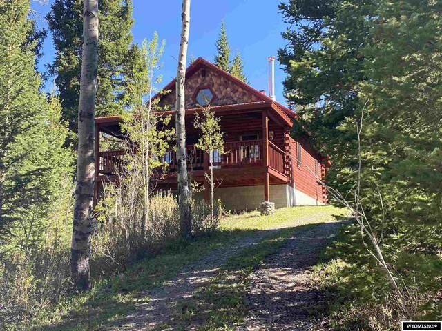 19 Porcupine Circle, Dubois, WY 82513 (MLS #20213469) :: RE/MAX The Group