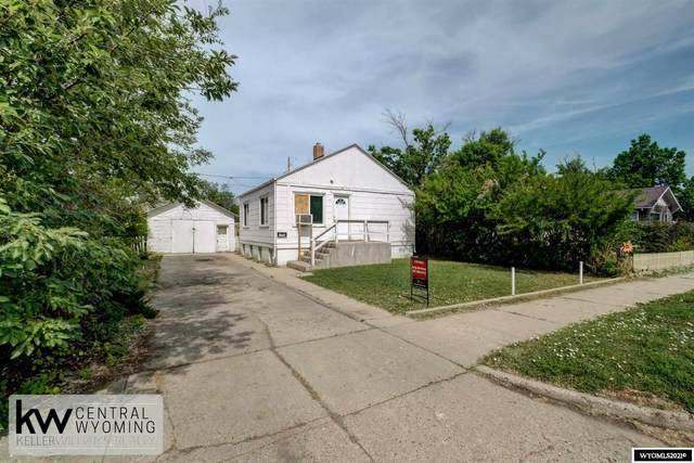 1226 S Cottonwood, Casper, WY 82604 (MLS #20213476) :: Lisa Burridge & Associates Real Estate
