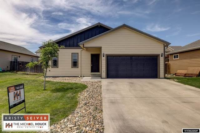 980 S 3rd, Mills, WY 82644 (MLS #20213478) :: RE/MAX The Group