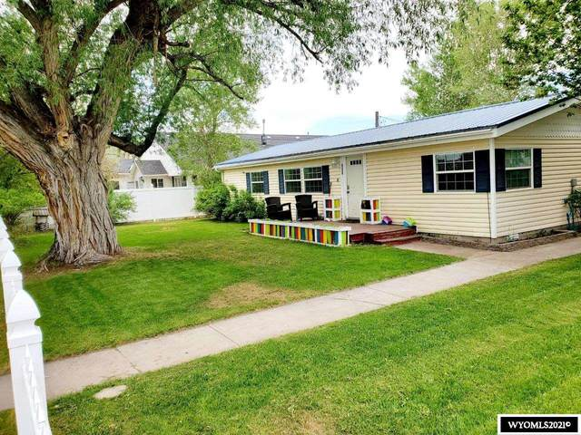 225 E Canal, Lyman, WY 82937 (MLS #20213479) :: RE/MAX The Group