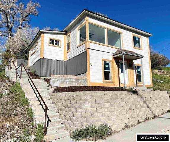 401 Agate, Kemmerer, WY 83101 (MLS #20213480) :: RE/MAX The Group
