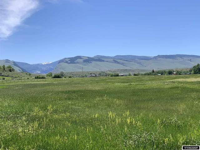 00 North Fork Road, Lander, WY 82520 (MLS #20213483) :: RE/MAX The Group