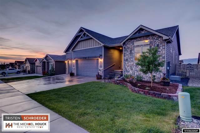 5241 Cheney Loop, Casper, WY 82609 (MLS #20213484) :: Broker One Real Estate