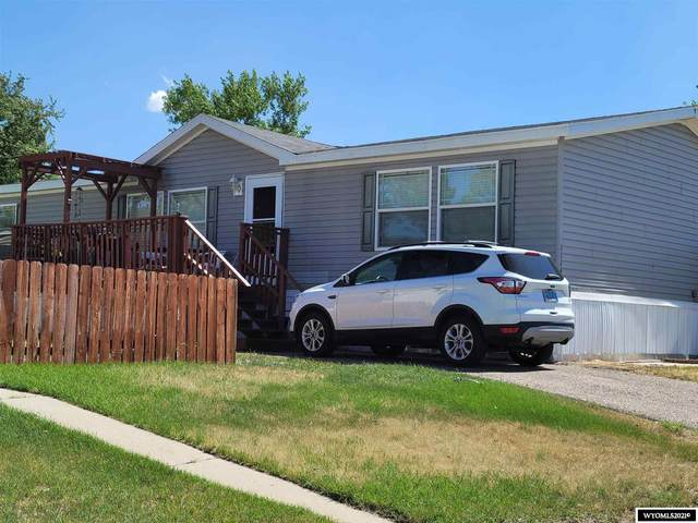 1114 Conestoga, Green River, WY 82935 (MLS #20213490) :: Lisa Burridge & Associates Real Estate