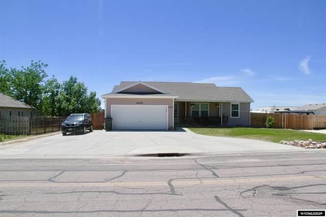4830 Antelope, Bar Nunn, WY 82601 (MLS #20213493) :: Lisa Burridge & Associates Real Estate