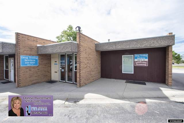 1988 E 1st Street, Casper, WY 82609 (MLS #20213494) :: Lisa Burridge & Associates Real Estate