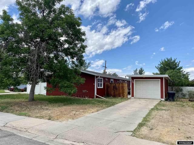 178 Honeysuckle Street, Casper, WY 82604 (MLS #20213495) :: Lisa Burridge & Associates Real Estate