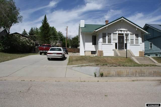 521 S 5th Street, Glenrock, WY 82637 (MLS #20213498) :: Lisa Burridge & Associates Real Estate